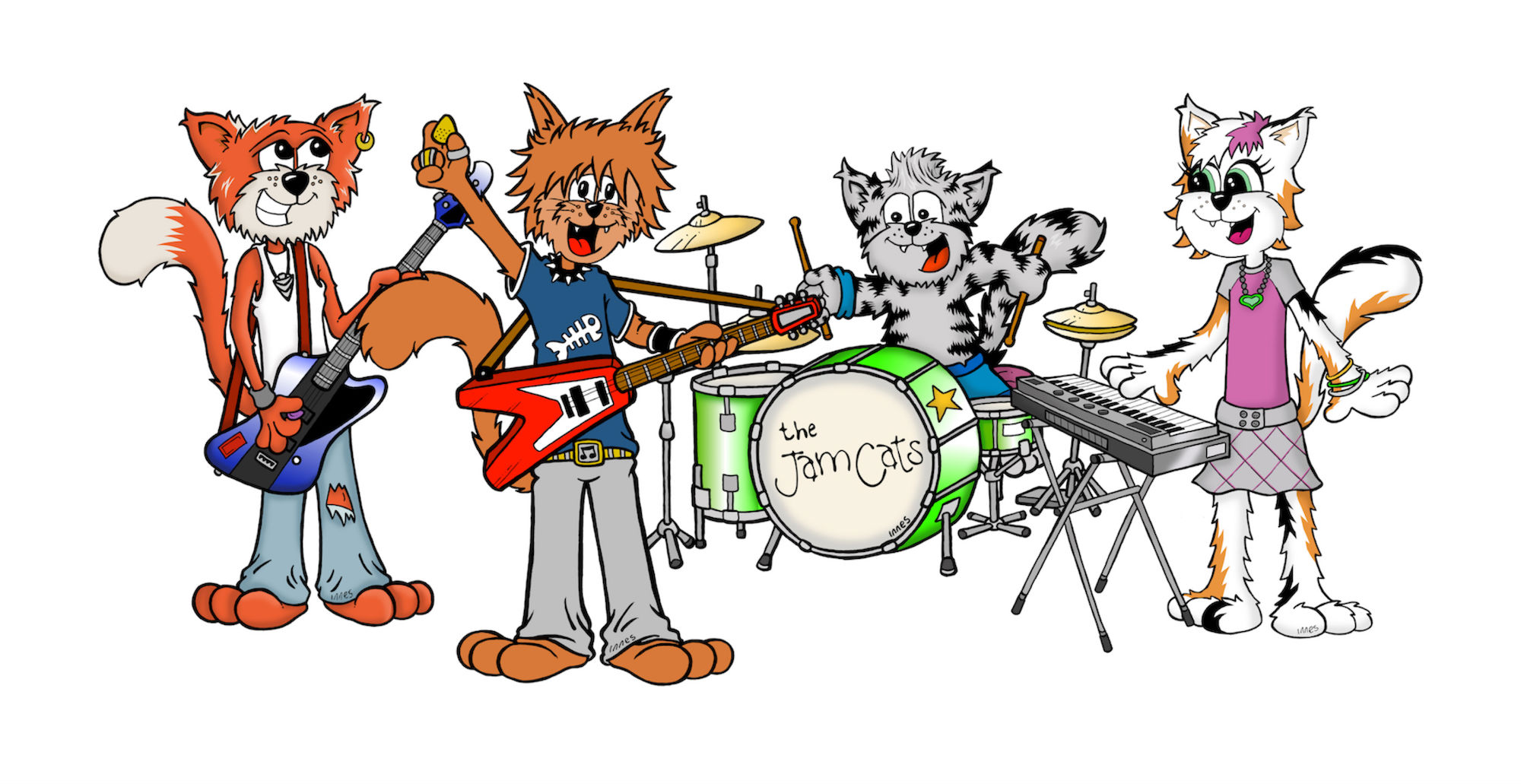 The Jam Cats Music Band